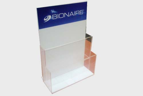 Acrylic Display Stand Bionaire