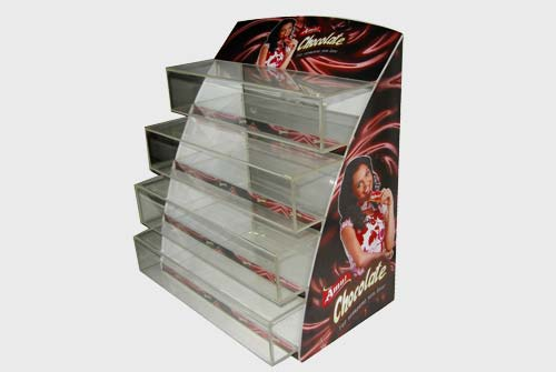 Acrylic Display Stand Amul