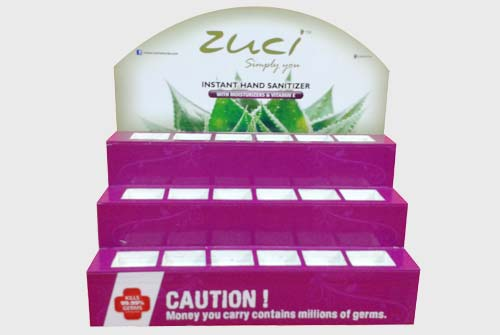 Product Display Stand Zuci
